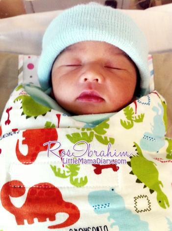 Pengumuman | Kelahiran Irfan Harith – Bayi Tahun Naga Air
