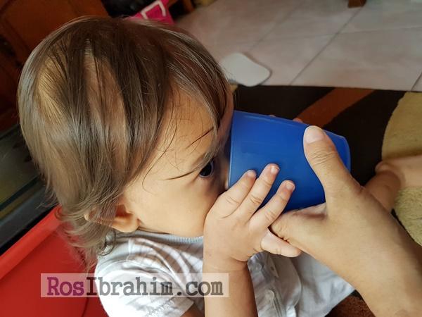 Anak Cirit Birit Muntah | Petua Hilangkan Cirit Birit Bayi & Rawat Muntah Air Baby Dengan Cepat, Berkesan & Selamat