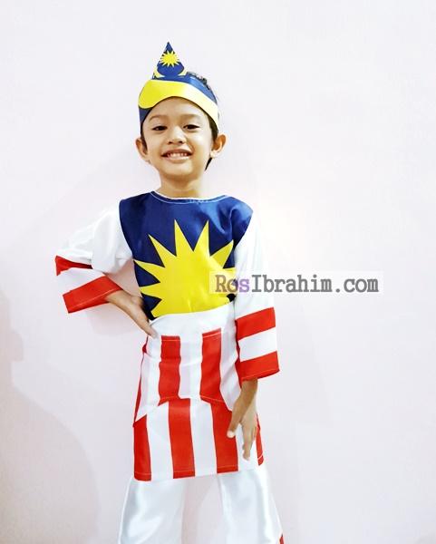 Pertandingan Baju Merdeka Jahit Sendiri Baju Bendera Malaysia Kanak Kanak Lelaki Budak Perempuan Sempena Pertandingan Baju Bendera Tema Merdeka Koleksi Resepi Face Mask Kain Cotton Tips Keibubapaan
